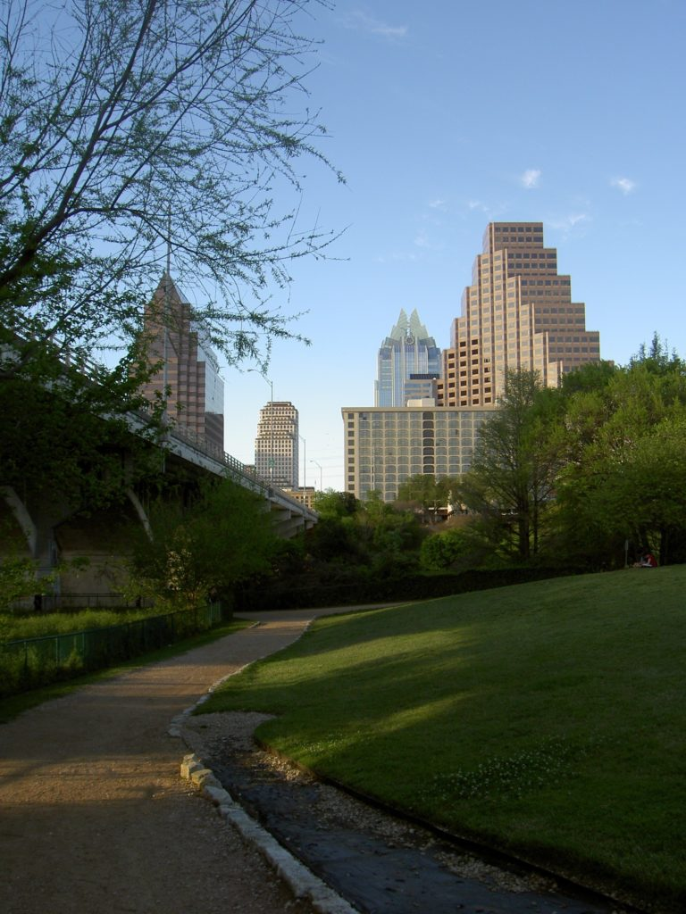 Austin Bat Bridge via @sprittibee
