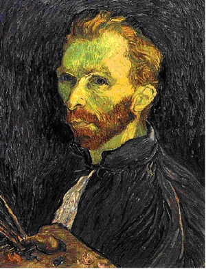 Vincent-selfportrait