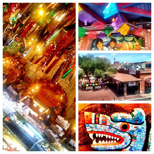 Mi Tierra's in San Antonio - a Texas Treat! #incourage