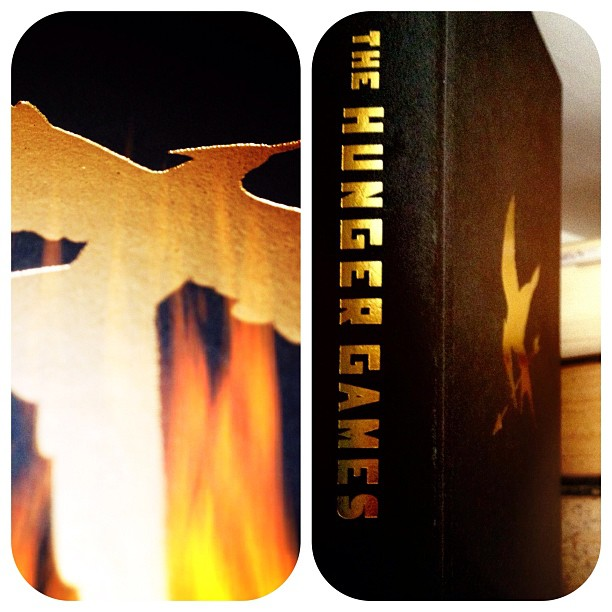 The Hunger Games #reading #books