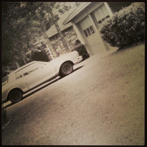 """Monte Carlo 1978 #chevy (my first car - """"Mr. Cloud"""")"""