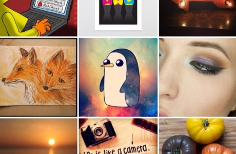 IG Faves Collage for the Carnival of Homeschooling Wordless Wednesday Edition