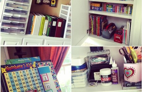 Organizing for the Homeschool Year