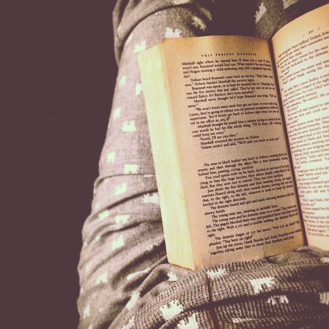 Reading Before Bed