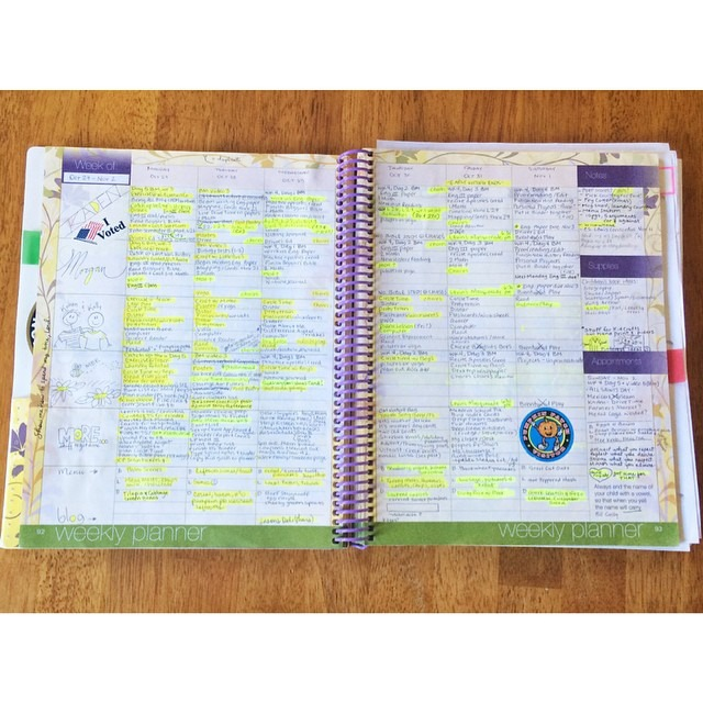 Peek Inside The Ultimate Homeschool Planner by Apologia and Debra Bell