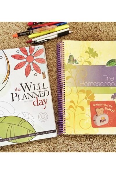 Homeschool Planner Comparison