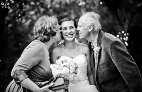 Grandparents' Kiss by Sprittibee, Austin Wedding Photographer