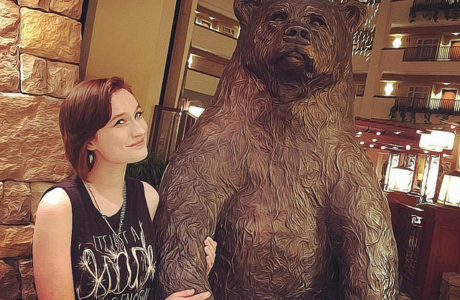 Morgan and the Bear
