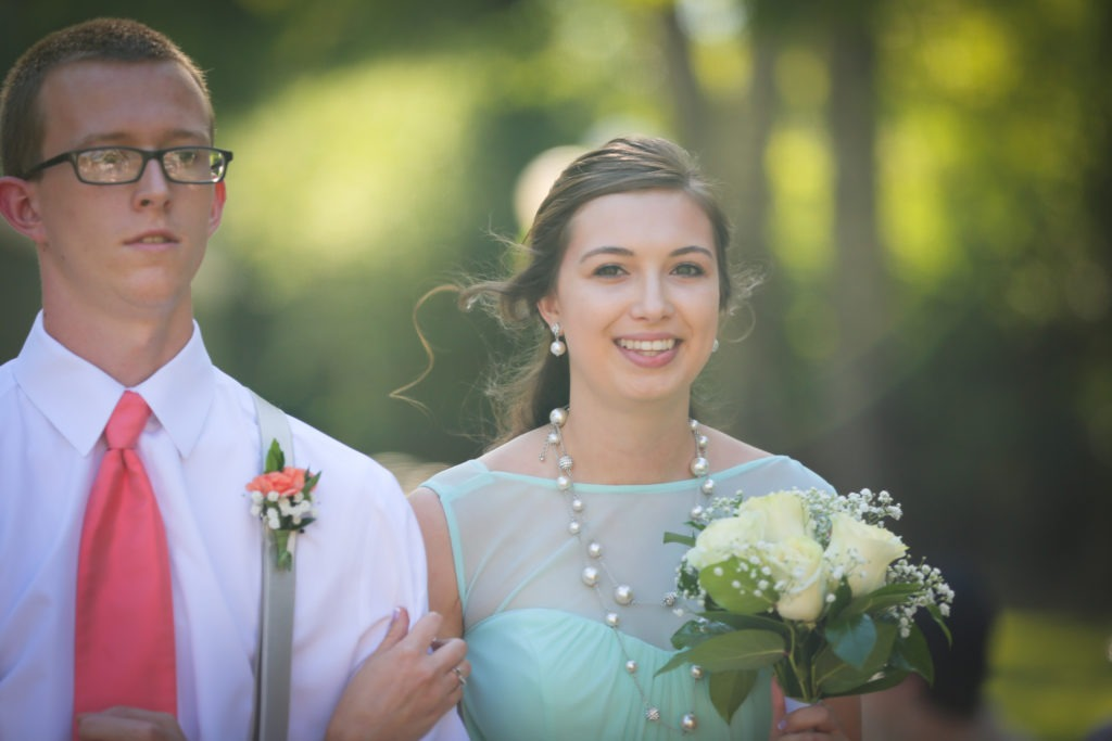 Longview Wedding via Sprittibee Photography