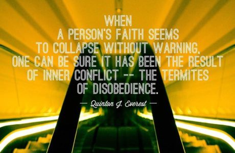 termites of disobedience