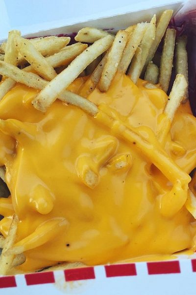 Freddy's Cheese Fries