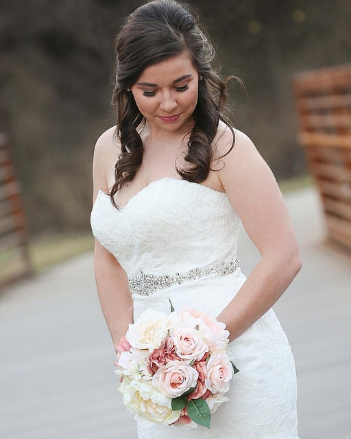 Brittany Brushy Creek Bridals Austin Texas by Sprittibee Photography
