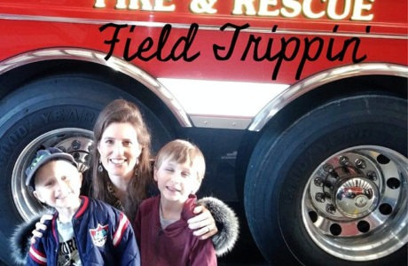 Field Trip Foto Friday: The Fire Station