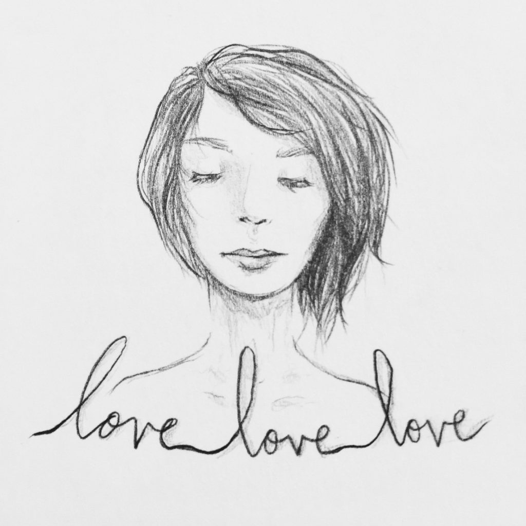 Love Love Love by Sprittibee's Daughter