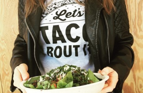 Let's Taco Bout It by @sprittibee