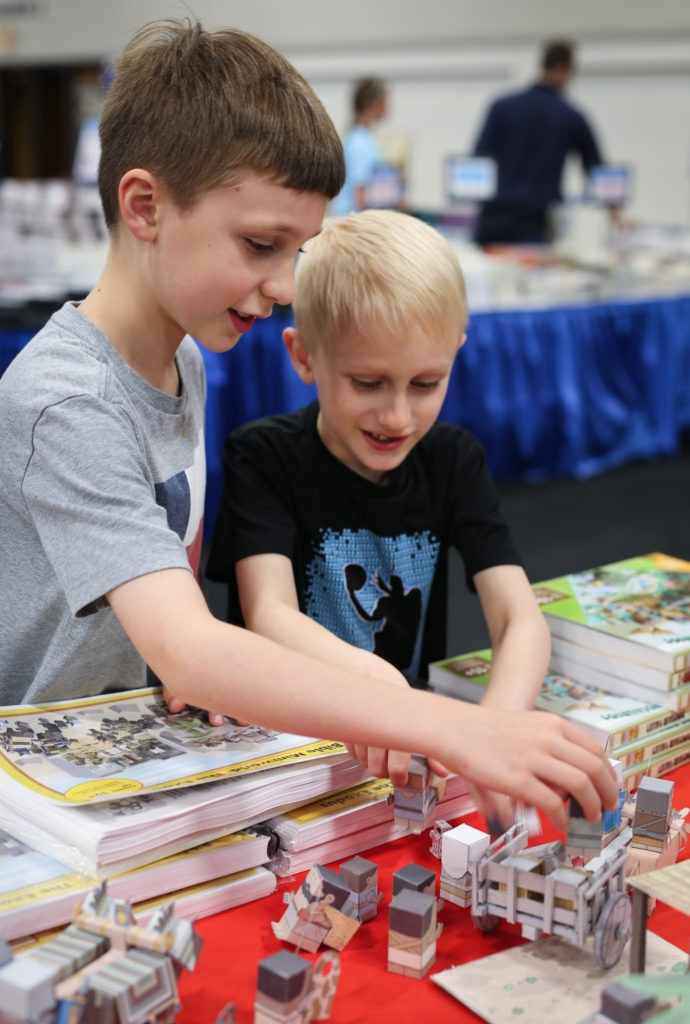 Texas Homeschool Coalition Called to Teach Convention 2018 via @sprittibee