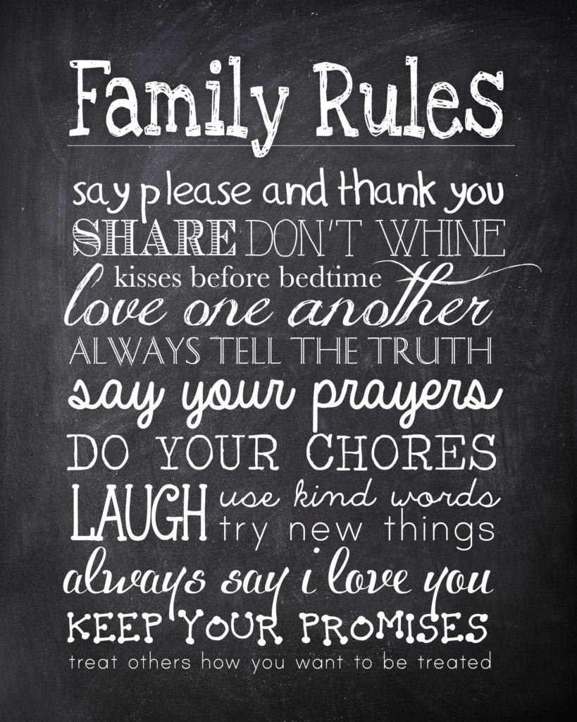 family-rules-free-chalkboard-printable
