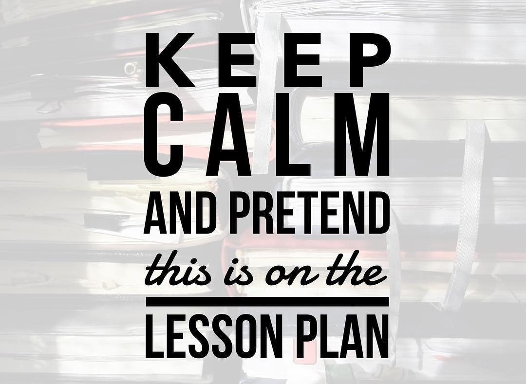 Lesson Plan by @sprittibee