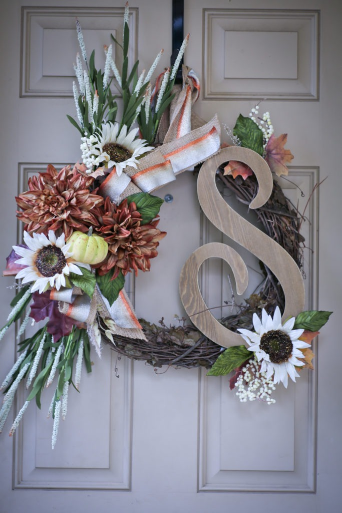 Autumn S Wreath. Nailed it! @sprittibee