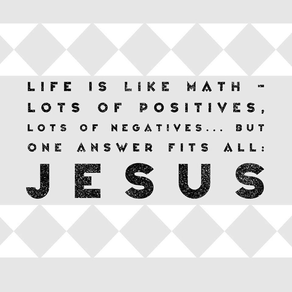 jesus the answer
